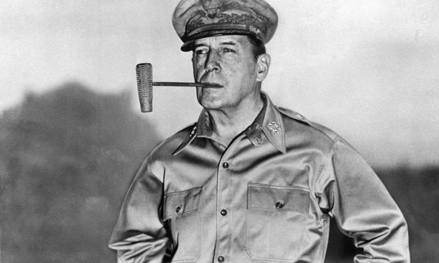 Simplistic Caricatures – Douglas MacArthur