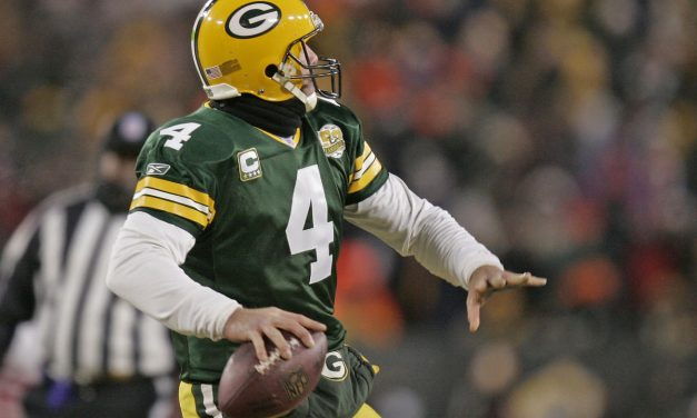 Football Isn't the Same Without Brett Favre
