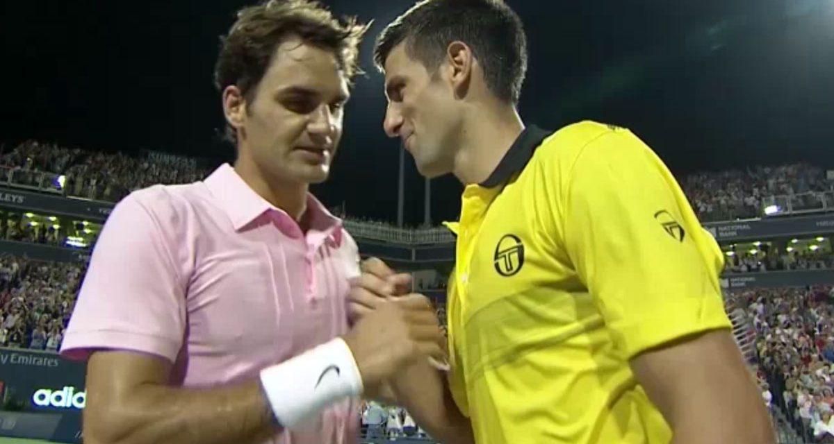 Djokovic vs. Federer: the Missing Big Four