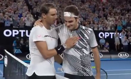 Federer vs. Nadal 2017 Australian Open