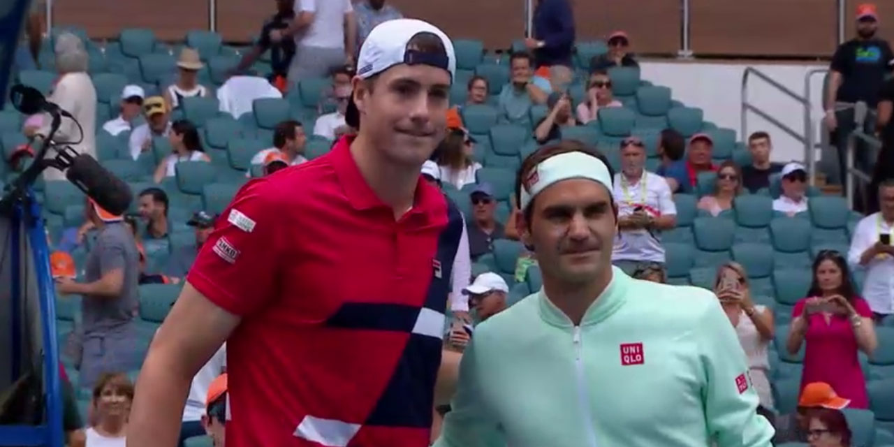 Federer Wins Title #101 in Miami