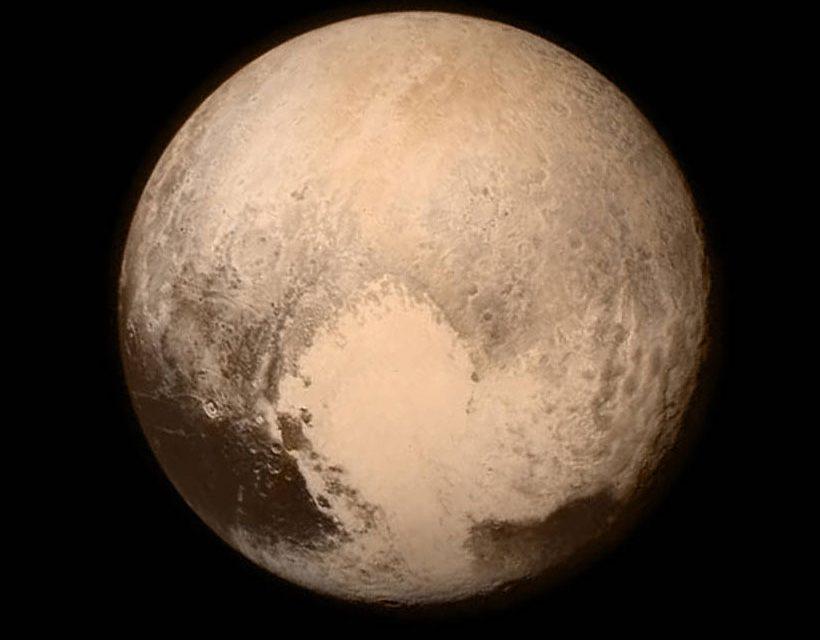 Pluto — a Mystery Unfolding